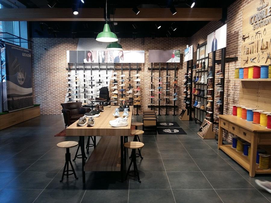 travesura Kakadu eslogan  Timberland открыл магазин на Старом Арбате