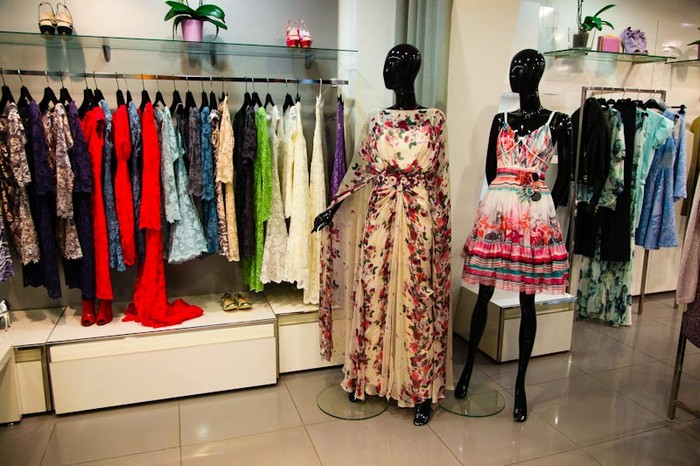 Femme-Etoile Boutique Opened in St. Petersburg Ecopolis Premium Shopping Mall