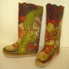 KurskObuv in 2011 year will increase production by 25% due to demand for painted boots