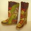 KurskObuv en 2011 aumentará la producción en un 25% debido a la demanda de botas pintadas