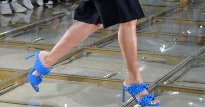 Bottega Veneta reigned at Milan Fashion Week