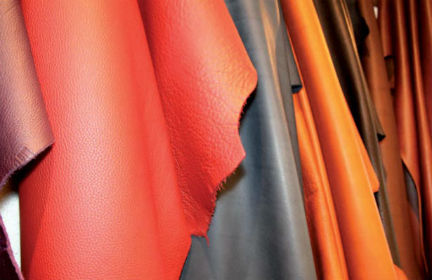 France records an increase in exports of leather goods - 7% and exports of footwear - 8%.