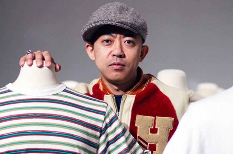 El fundador de la marca Streetwear A Bathing Ape, Nigo, se convierte en el nuevo director creativo de Kenzo