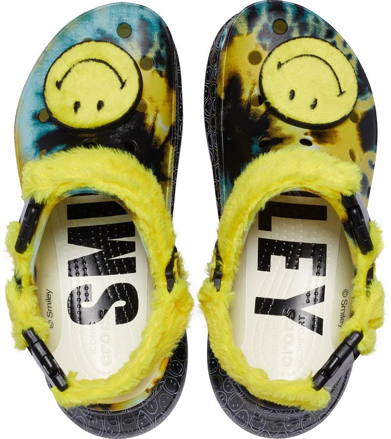 Crocs Classic Bae Smiley Clog, 6999 руб.