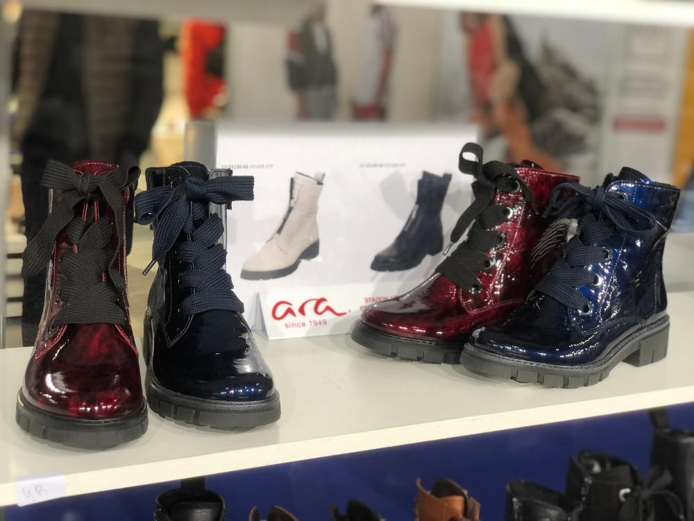 """Lillian Roor, ARA Sales Director in Russia: """"ARA Shoes strives to be the most high-tech manufacturer of fashionable footwear."""