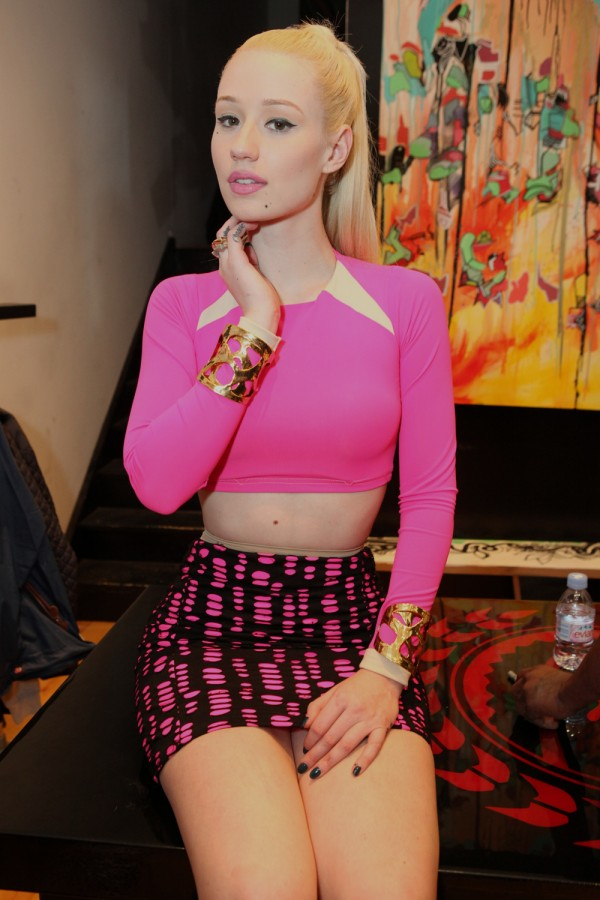 Steve Madden will create a joint collection with Iggy Azalea