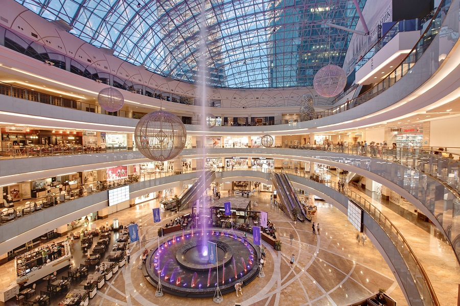 Afimall City increased revenue in 1 quarter of 2017 - up to $ 14,3 million