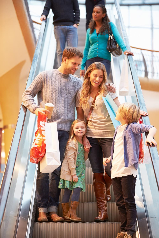 """La proporción de locales vacantes en los nuevos centros comerciales está disminuyendo, en los """"viejos"""" está creciendo"""