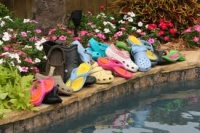 Crocs celebrated a billion