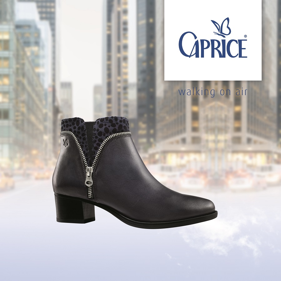 Caprice brand ranked first in turnover