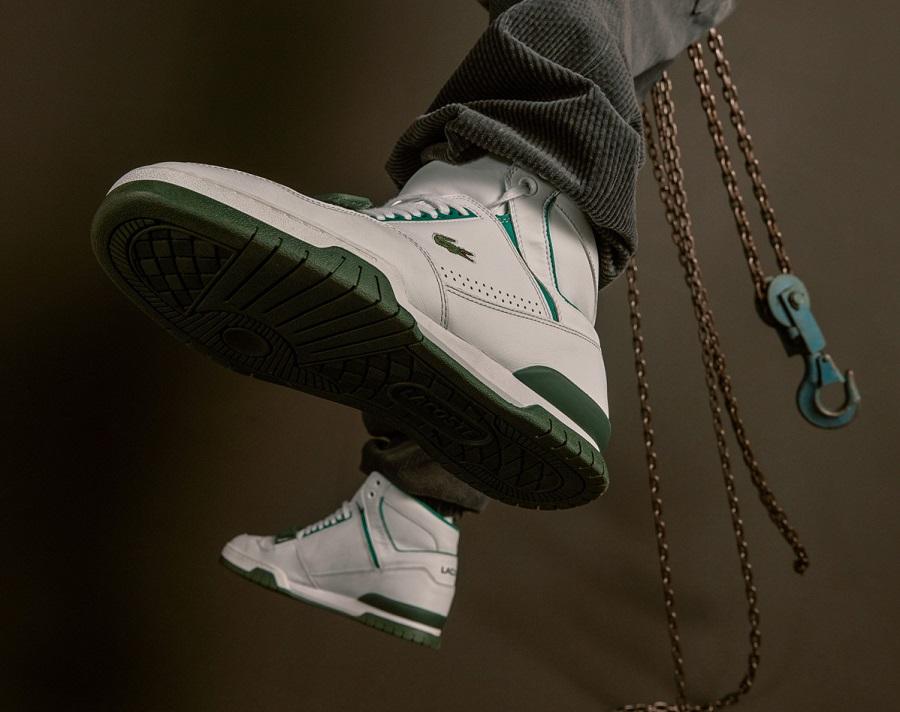 Lacoste Returns to 80 and Restarts Missouri M85 Sneaker Model
