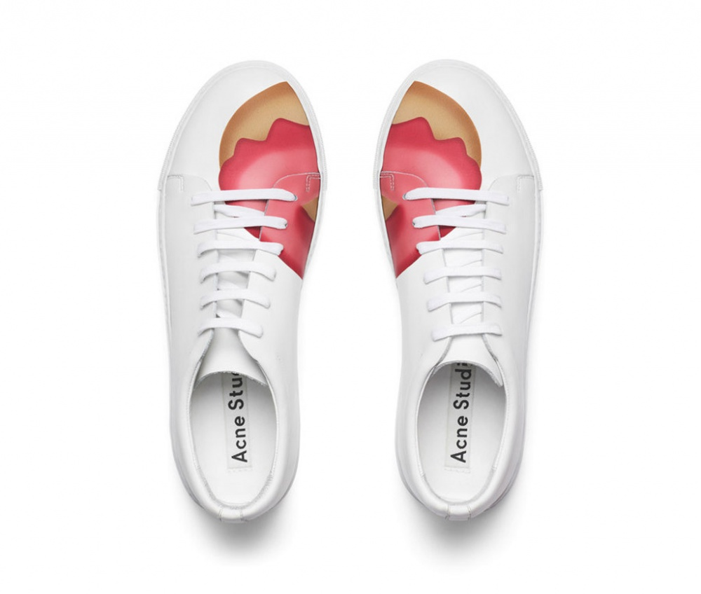 """Swedish brand Acne Studio has launched a """"sweet"""" collection of sneakers"""