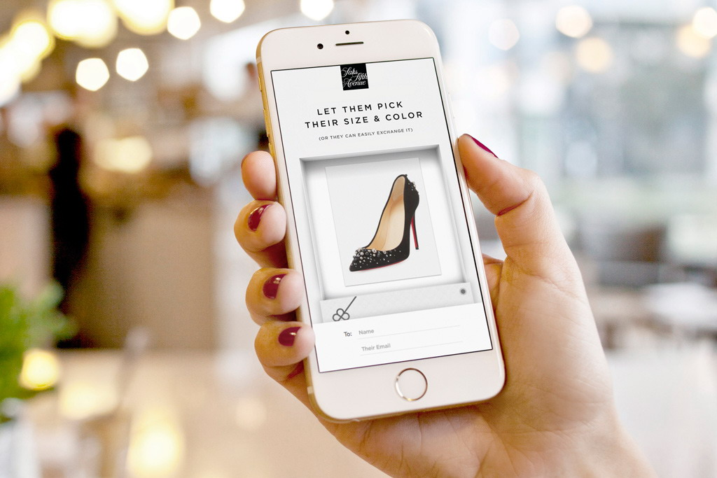 In the US, created a platform that allows you to give your friend shoes and not make a mistake in choosing the color and size