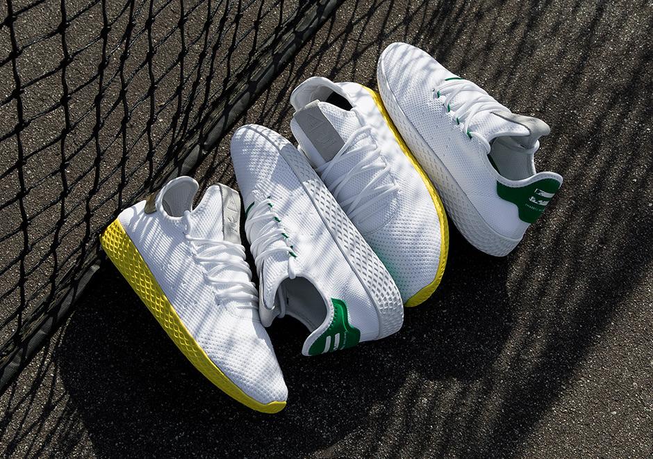 New sneakers collaboration Pharell Williams x Adidas Original