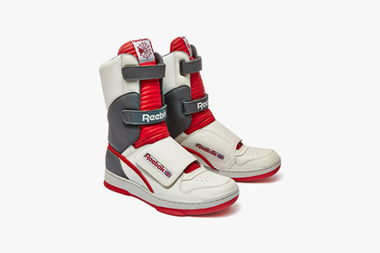 """Reebok will release a collection of shoes in honor of the 30 anniversary of the film """"Aliens"""""""
