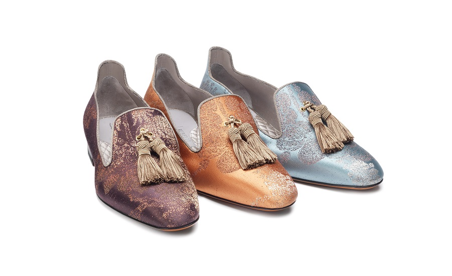 Santoni Launches Christmas Shoe Collection