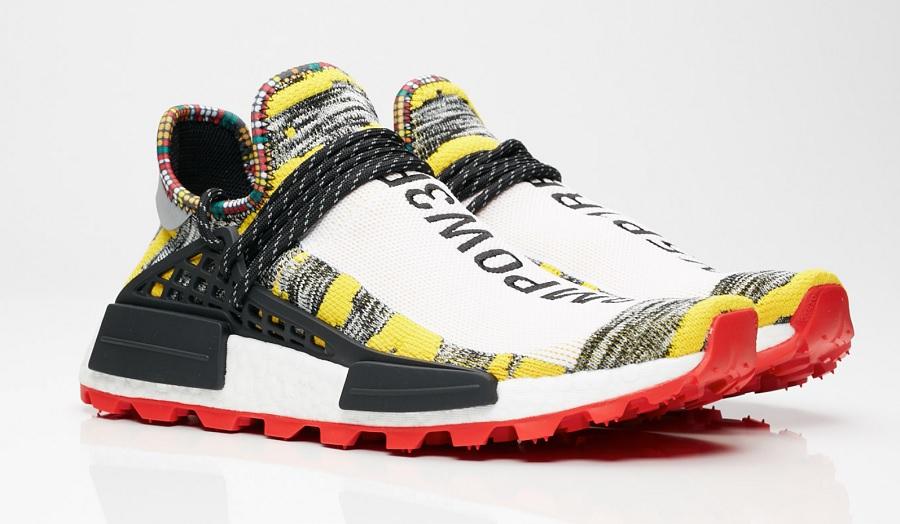 211f7b25 Две новых модели кроссовок Pharrell Williams x adidas Originals выходят в  продажу