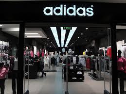 Adidas net profit fell by 38%