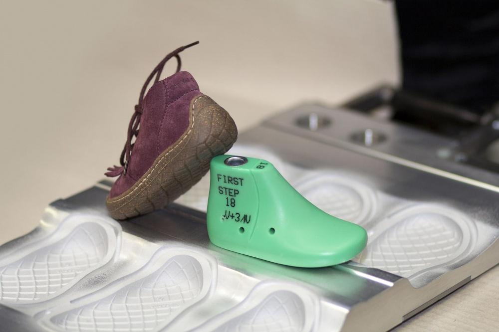 Fagus-GreCon: Schuhpolster, Design und Sohlenformen aus einer Hand