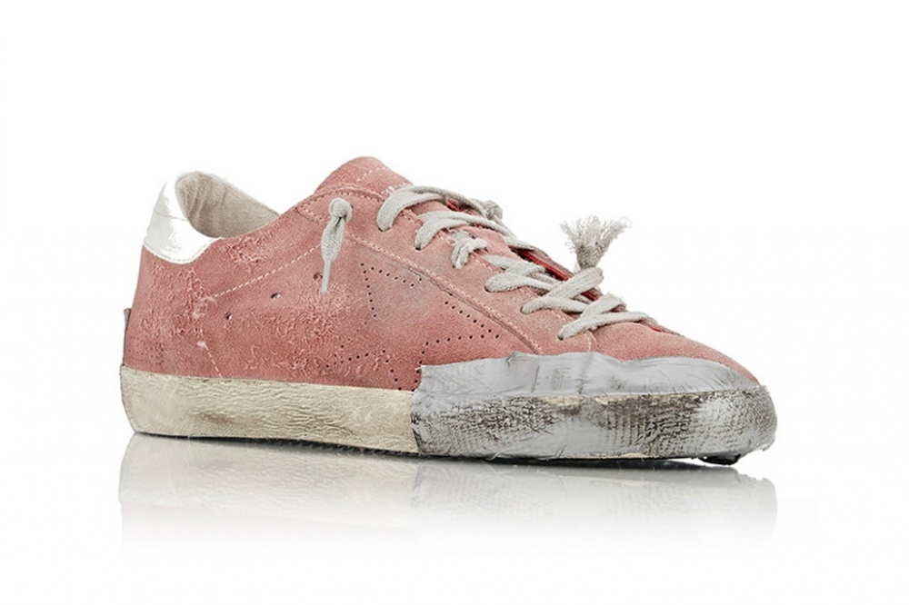 Golden Goose offers well-worn $ 585 sneakers