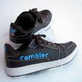 Rambler released branded sneakers
