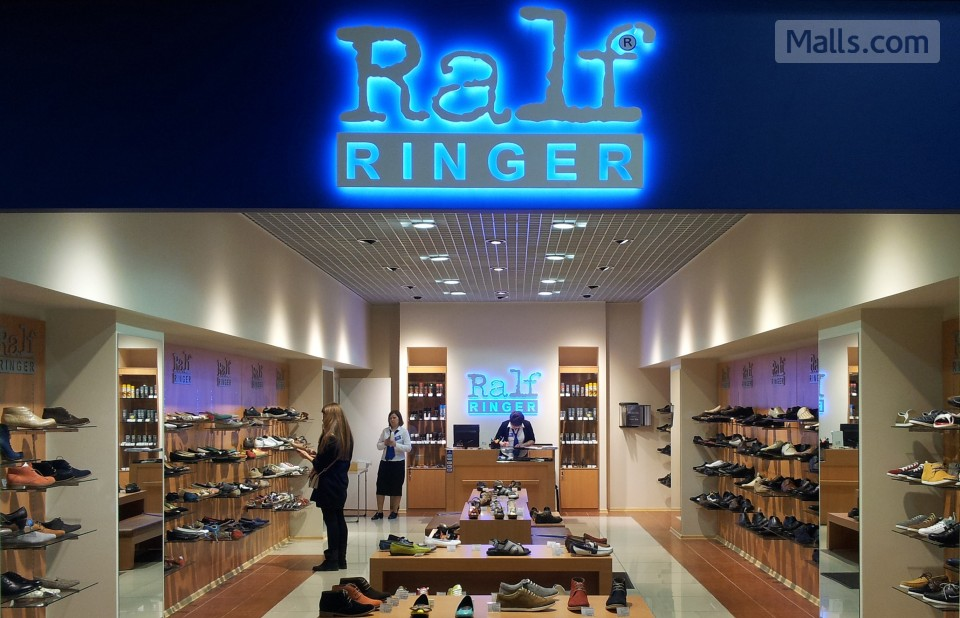 Two branded Ralf Ringer stores opened in Russia