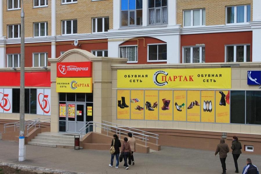 Spartak network revenue grew by 40% in spring-summer season 2017