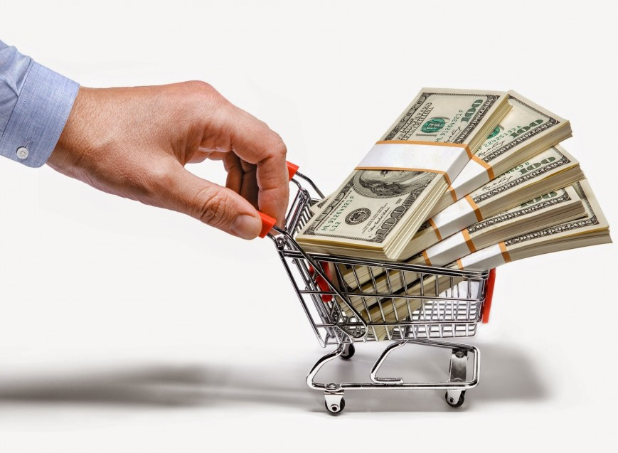 Purchase without installments. Credit product for small retail