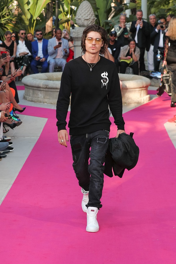 Philipp Plein Launches 2018 Cruise Collection Cannes