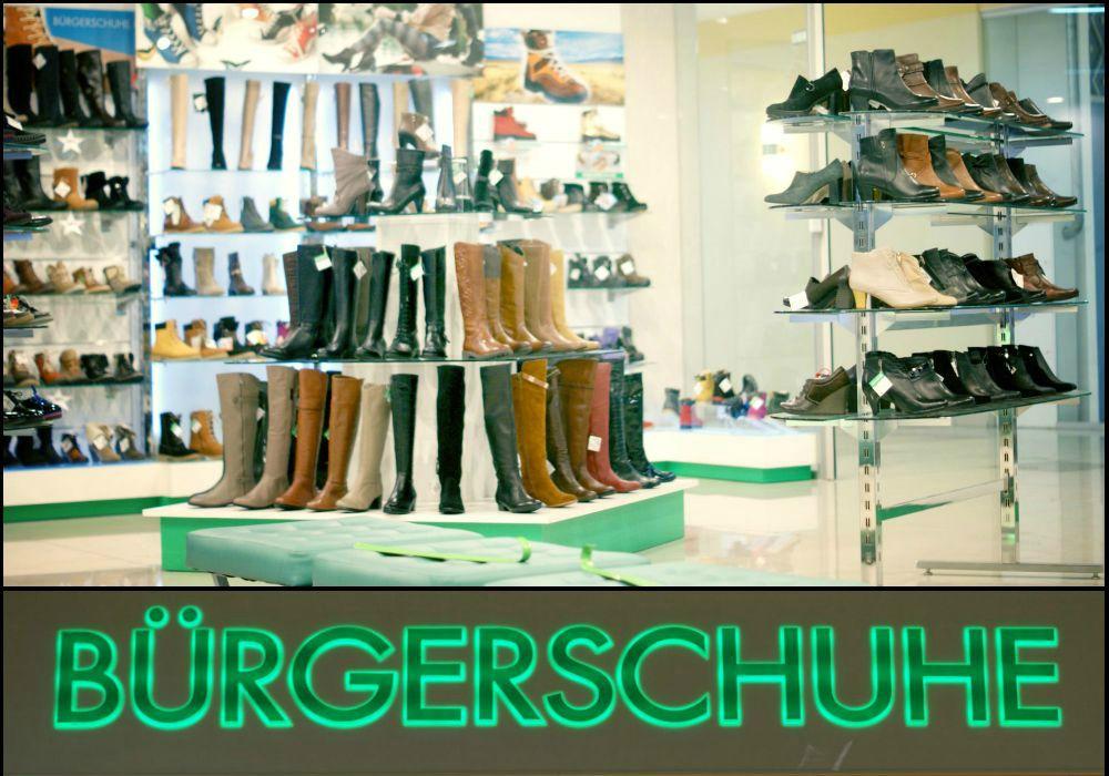 Burgerschuhe opened in Omsk