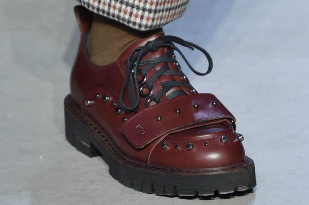 6-Trends bei Herrenschuhen für den Herbst'17. Pitti Uomo und Milan Fashion Week News