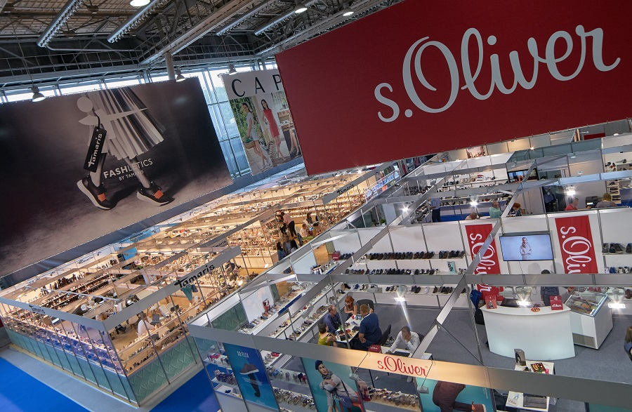 Euro Shoes Premiere Collection has gathered 500 brands and about 6 of thousands of visitors