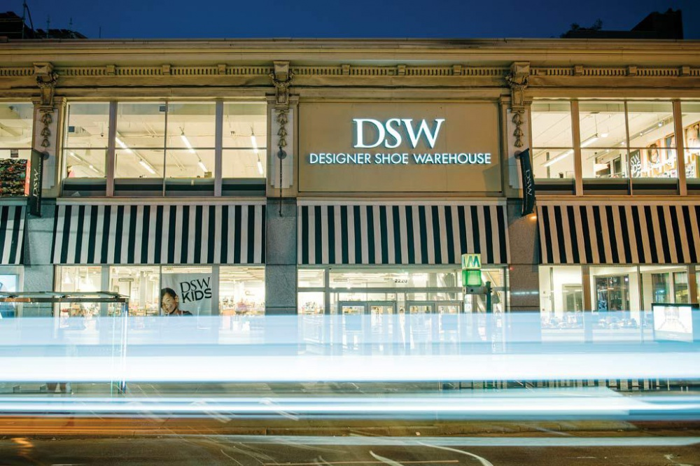 In the stores of the American network DSW offered the service of making shoes on a 3D printer