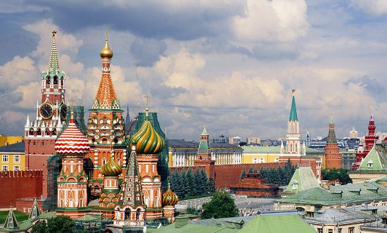 Moscow entered the top 3 in the share of foreign retailers