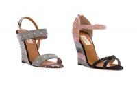 Valentino presentó la colección de zapatos cápsula