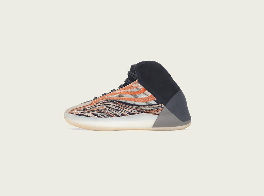 adidas + YEEZY - YZY QNTM Flash Orange, 22990 rubles.