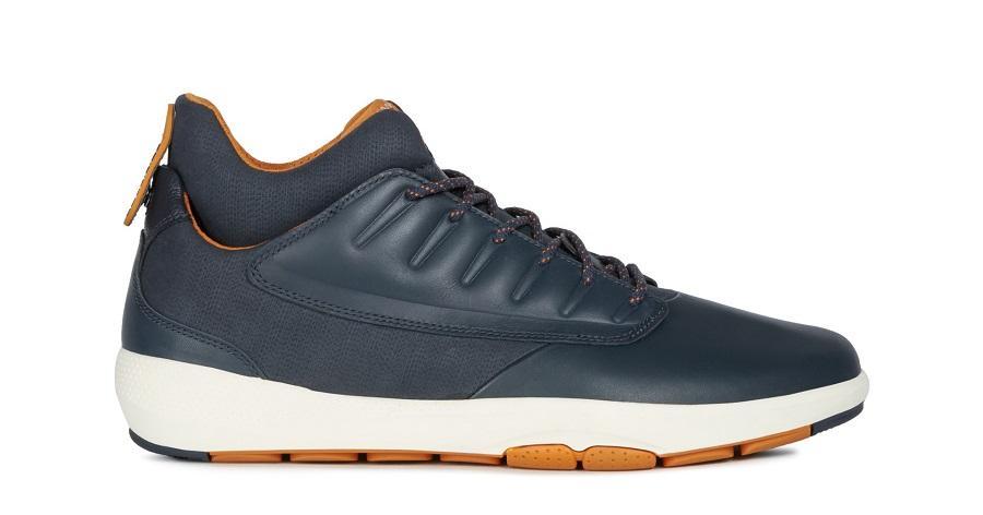 Geox bietet Herren diesen Herbst Schuhe mit abnehmbarer