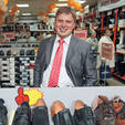 Investors become interested in shoe retail