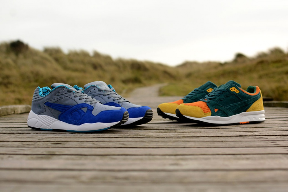 Puma released three limited collections at once