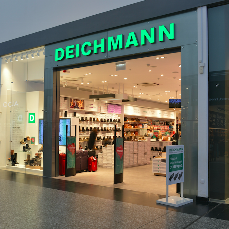 Deichmann expands its presence in southern Russia