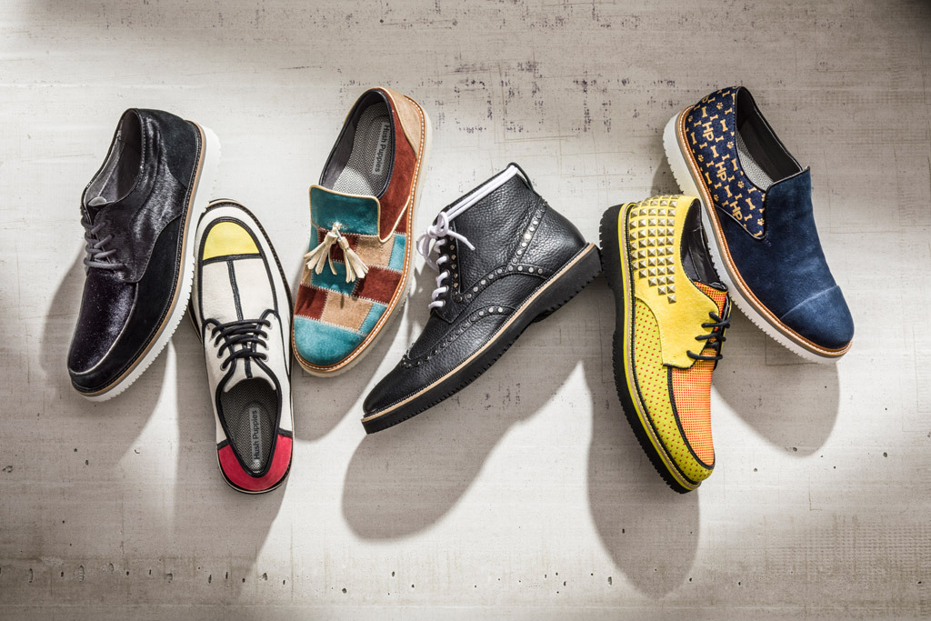 Hush Puppies Launches Men's Fashion Collection of Recent Decades