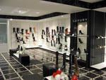 Im ersten Quartal von 2011 wurden in Russland mehrere Schuhecken der Luxusklasse in Betrieb genommen