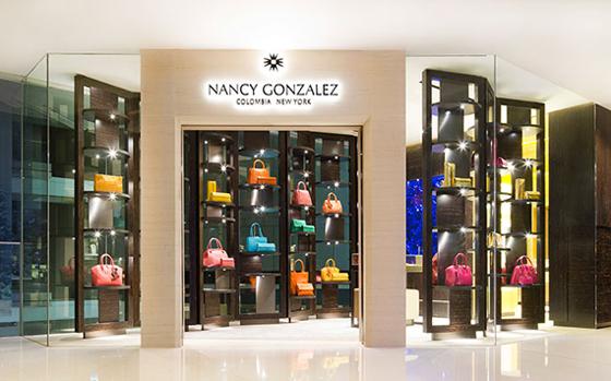 Shoes will appear in the Nancy Gonzalez brand line