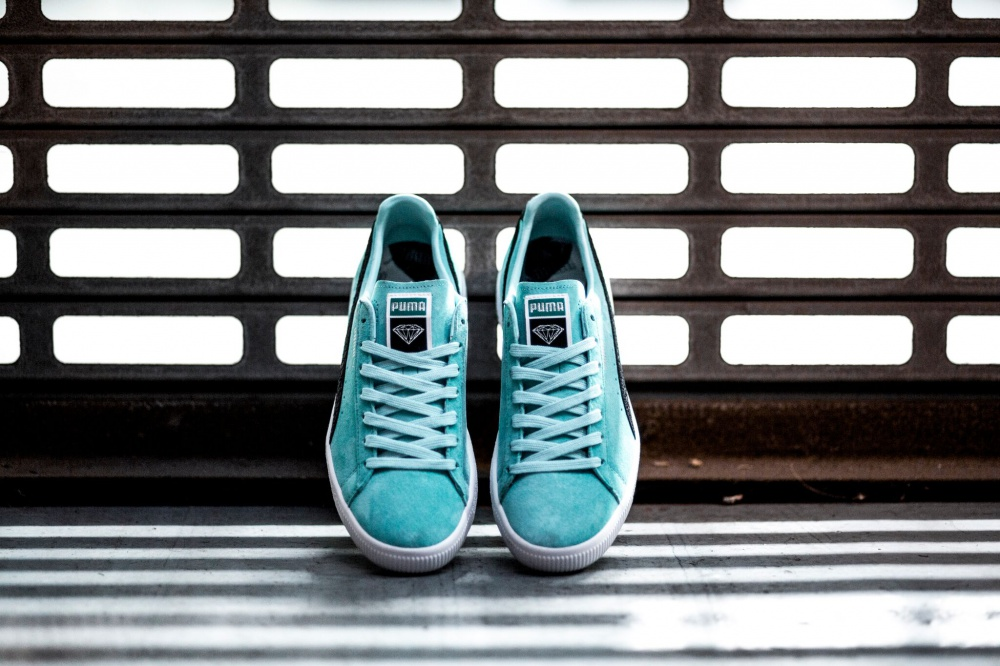 Puma introduced 7 new models of sneakers