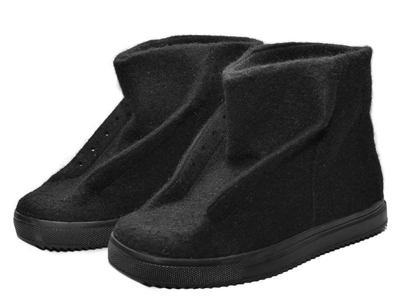 Zapatillas de fieltro Void Shoes, 9800 rub.