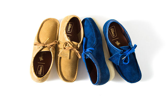 Clarks Originals Introduces Wallabee® to Stüssy