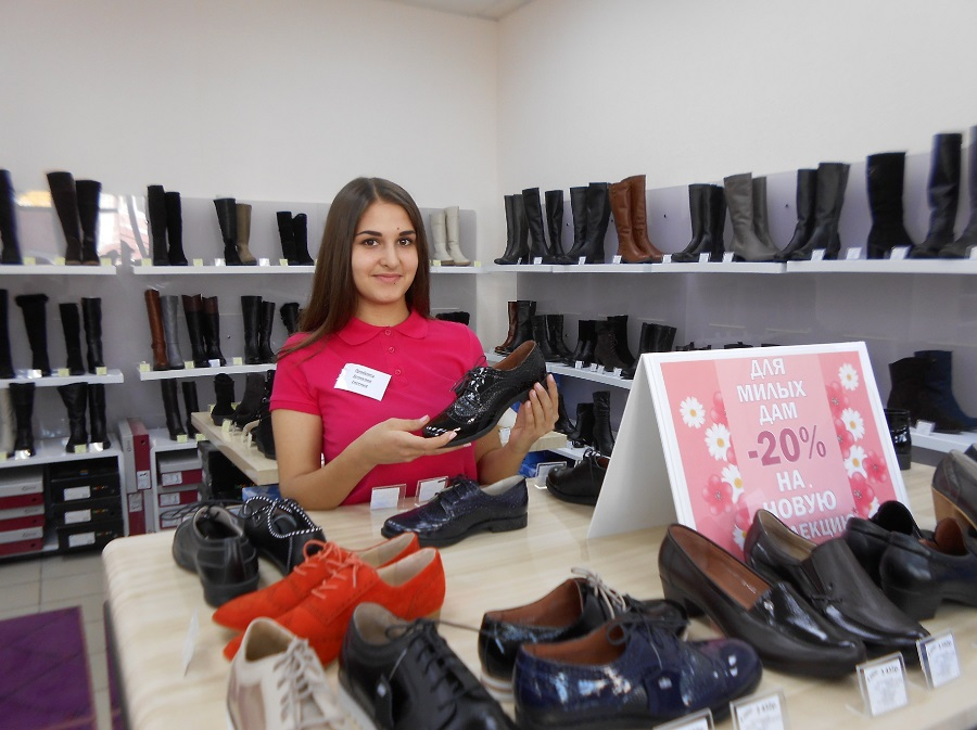"""Spartak"" offered the service of buying shoes by installments"
