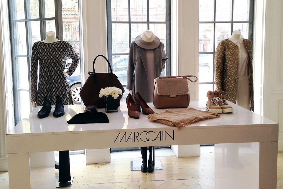 Marc Cain brand unveils new Bags & Shoes collection