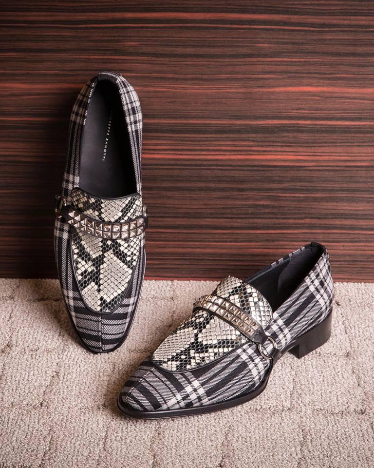 Giuseppe Zanotti Loafers, Autumn'19, Foto: Footwearnews.com