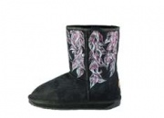 Russian designers decorated ugg boots